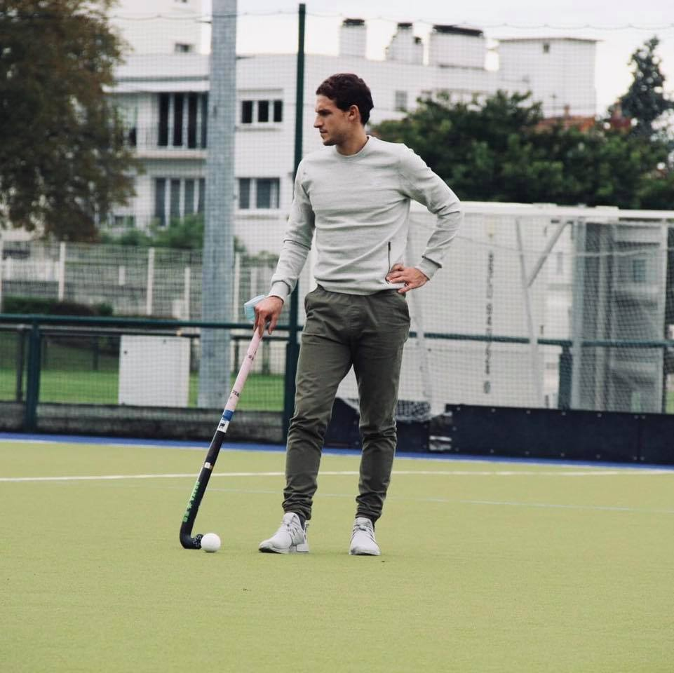Intervention Sport-Etude - Villa Primrose - Hockey sur Gazon - Sportif de Haut Niveau